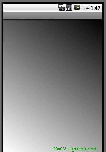 背景漸變色(shape,gradient)